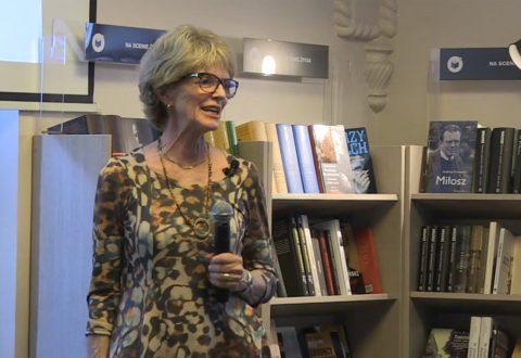 Talk at Warwick's Bookstore, La Jolla, CA