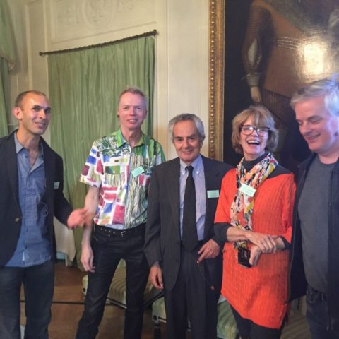 Conscious meeting in Sweden