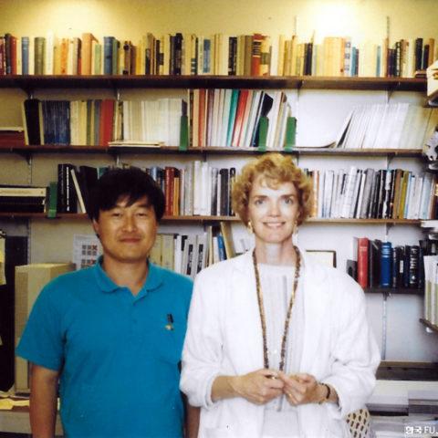 Jeyoun Park, South Korean translator